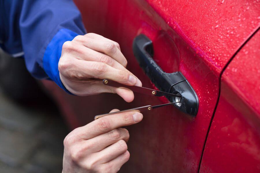 Schlüsseldienst Steckfeld Autoöffnung